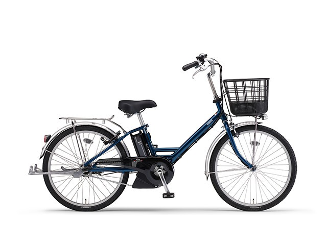 電動アシスト自転車<photo by YAMAHA>